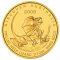 2008 P Australian Frilled Neck Lizard Proof 1/10 ounce Gold 15 Dollars