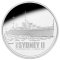 2008 P Australian Silver Dollar Proof - HMAS Sydney II Commemorative