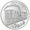 2009 B Swiss Silver 20 Francs Brienz-Rothorn Railway