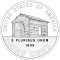 2009 Lincoln Bicentennial One Cent  (Birth and Early Childhood in Kentucky line art design)