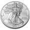 2008 W American Silver Eagle Uncirculated