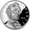 2009 P Abraham Lincoln Commemorative Silver Dollar Proof