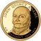2008 S John Quincy Adams Presidential Dollar Proof