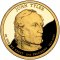 2009 S John Tyler Presidential Dollar Proof