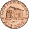 2009 Lincoln Bicentennial One Cent  (Birth and Early Childhood in Kentucky)