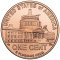 2009 Lincoln Bicentennial One Cent  (Presidency in DC)