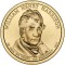2009 William Henry Harrison Presidential Dollar Unc