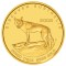 2008 P Australian Dingo 1/2 ounce Gold 50 Dollars Proof