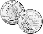 2009 US Virgin Islands Quarter Dollar Uncirculated
