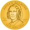 2010 Abigail Fillmore Commemorative 1/2 oz Gold $10 (Artist Rendering)
