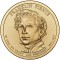 2010 Franklin Pierce Presidential Dollar Uncirculated