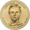 2010 Abraham Lincoln Presidential Dollar Uncirculated