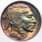 1934 D Buffalo Nickel