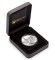 2010 P Australia Silver Dollar Proof - Sydney Cove Medallion