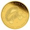 2010 P Australian Platypus 1/2 ounce Gold 50 Dollars Proof