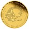2010 P Australian Saltwater Crocodile 1/10 ounce Gold 15 Dollars Proof