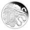 2009 P Australia Silver 10 Cent Proof Kookaburra and Snake - Tribute to 1966 Decimal Pattern