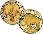 2010 W American Gold Buffalo Proof 1 ounce $50