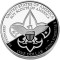 2010 P Boy Scouts of America Centennial Silver Dollar Proof