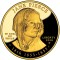 2010 W Jane Pierce Commemorative 1/2 oz Gold Proof $10