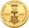 2011 P Medal of Honor Commemorative Gold Five Dollars Uncirculated