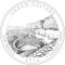 2012 Chaco Culture National Historical Park , New Mexico Quarter Dollar (line art design)
