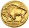 2012 American Gold Buffalo Uncirculated 1 ounce $50