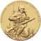 2013 Muscogee Creek Code Talker Bronze Medal