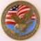 Choctaw Nation Management Services Enterprise Challenge Coin