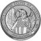 2007 W American Platinum Eagle Reverse Proof (Executive Branch Eagle reverse) 1/2 ounce $50